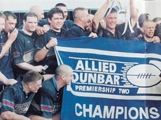 FEATURE...the day the dream came true: 20 years since Rotherham Rugby Club's rise to the Premiership