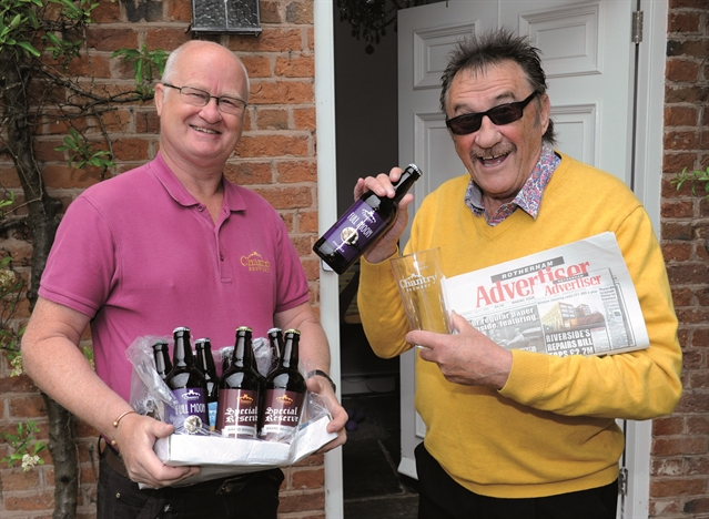 VIDEO: Paul Chuckle backs our Restarting Rotherham campaign