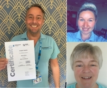 Outstanding work of NHS apprentices nets awards
