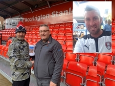 "Accrington Stanley go ""above and beyond"" for late Millers fan Andy Wilson-Storey"