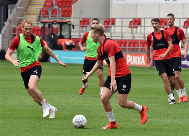 July return date for Rotherham United