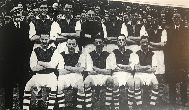 FEATURE: Still playing in June...Rotherham United and the marathon season of 1946/47