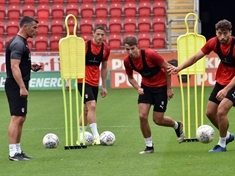 Rotherham United report back for a pre-season with a difference