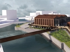 Unanimous support for final Forge Island plans