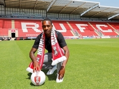 The Millers land their man ... Mickel Miller is Rotherham United signing No 1