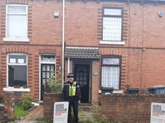 Two cannabis set-ups found on same street in Bramley