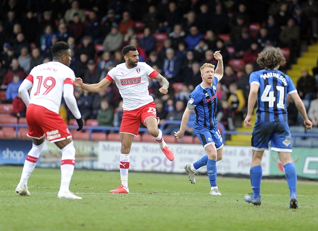 Operation rules out Rotherham United's Curtis Tilt for four months as Paul Warne says return of loan trio is '50:50'