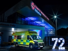 Rotherham celebrates 72 years of the NHS