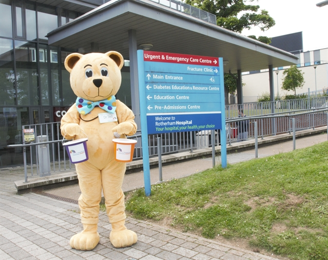 Enthusiastic summer fundraisers sought for Rotherham Hospital charity