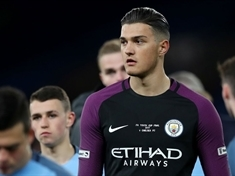Rotherham United in talks with Manchester City goalkeeper Arijanet Muric over loan deal
