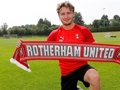 Rotherham United beat off competition to land former Doncaster Rovers attacker Kieran Sadlier