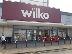 Wilko at Parkgate forced to close due to flooding