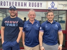 Rotherham Titans push on with summer recruitment