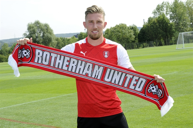 Angus MacDonald makes a fresh start at Rotherham United after overcoming bowel cancer