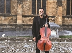 £5k donated to cellist to cover fees at prestigious university