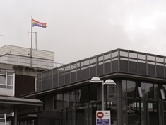 Flag flies high ahead of Rotherham Pride this weekend