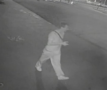 Police in CCTV appeal after stabbing near youth centre