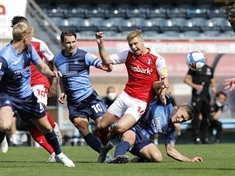 On-the-whistle report: Wycombe Wanderers 0 Rotherham United 1