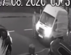CCTV released after van theft at Wath