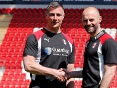 'I was never going anywhere else,' says Paul Warne as Rotherham United boss signs new contract