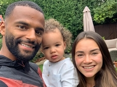 Wedding blues and injury blow ... Rotherham United star man Michael Ihiekwe's summer of suffering