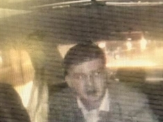 CCTV released in connection to assault on taxi driver
