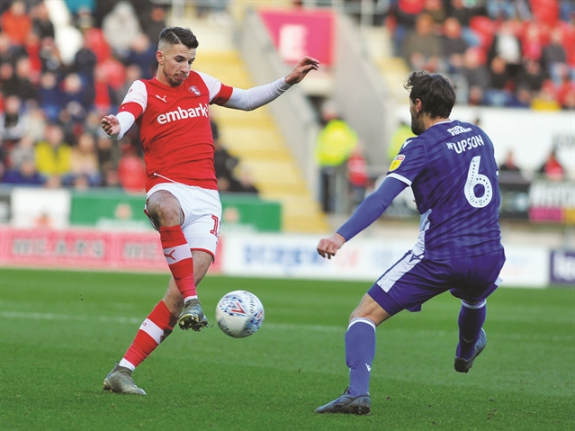 Rotherham United and the Dan Barlaser deal