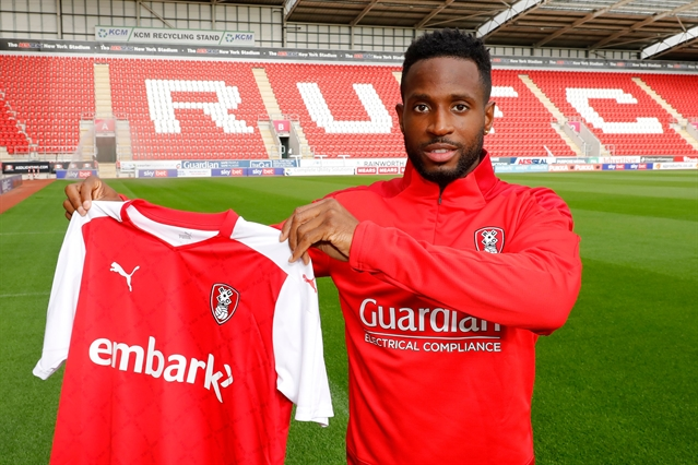 Winger Florian Jozefzoon joins on loan as Rotherham United land their final target