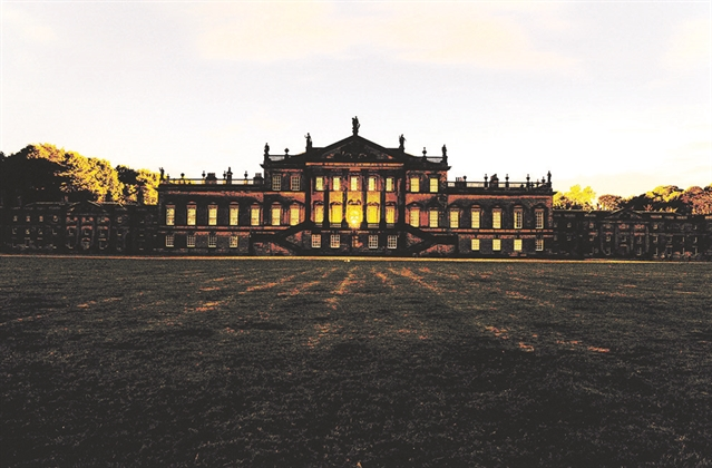 Virtual tours of stately Wentworth Woodhouse to be created through £500,000 grant