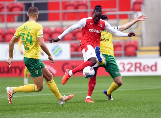 On-the-whistle report: Rotherham United 1 Norwich City 2