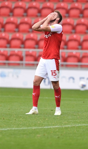 Fate of Rotherham United centre-half Clark Robertson in specialist's hands, plus Paul Warne's talk with Matt Olosunde