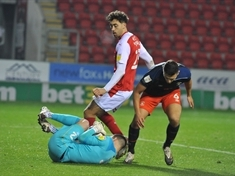 On-the-whistle report: Rotherham United 0 Luton Town 1