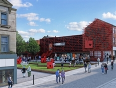 Here's how 'pocket park' will look at Rotherham's old Primark site