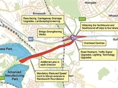 £40m secures Parkway improvement works