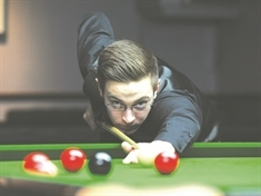 Rotherham's Ashley Carty hails 'massive' victory at UK Snooker Championship