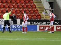 Gutsy Millers, the class divide, the penalty and the birthday blues as 11-minute Mickel sees red ... the story of Rotherham United 0 Brentford 2