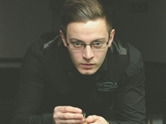 Rotherham's Ashley Carty aims to get out of the snooker slow lane in 2021