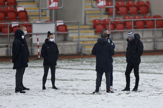 Snow, cold and conspiracy theories ... the story of a Rotherham United postponement at New York Stadium