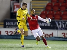 The end for Kyle Vassell as striker departs Rotherham United on loan