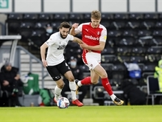 On-the-whistle report: Derby County 0 Rotherham United 1