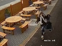 VIDEO: CCTV shows moment mugger attacked 89-year-old woman at Rotherham bus stop