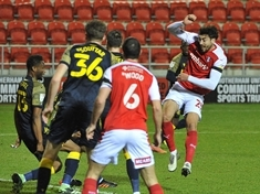 On-the-whistle report: Rotherham United 3 Stoke City 3