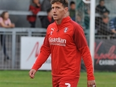 Billy Jones  in Rotherham United loan exit