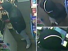 CCTV released after armed robbery