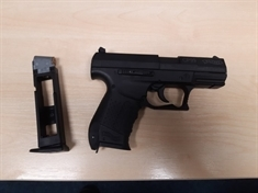 Fake gun seized from Maltby schoolboy