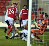 Rooney, the row, the song and the marauding Millers ... the story of Rotherham United 3 Derby County 0