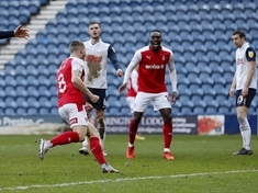 A bird on the coach, three points in the bag and the Millers on the survival march on a day of milestones ... the story of Preston North End 1 Rotherham United 2