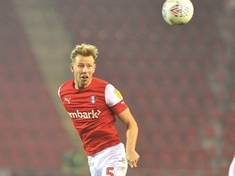 Farewell piece: Adam Thompson made an impression on Rotherham United. And Rotherham United made an impression on him