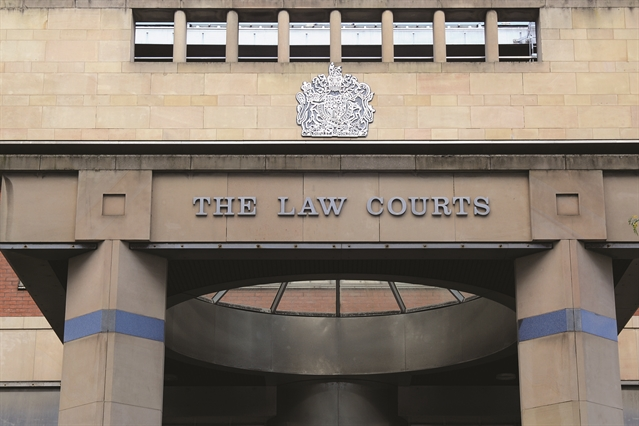 Judge warns woman over police assault