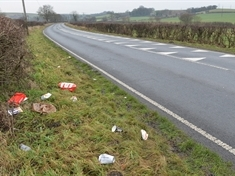Residents claim litter problem is being ignored
